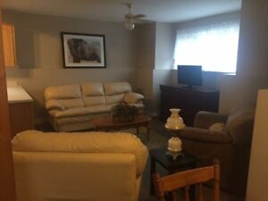 2 bedroom furnished cable power wifi included