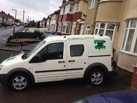 £3,000 · Transit Connect 1.8 TDDI CAMPER swb 2004 (Remapped & blanked EGR)