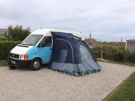 Vw lt35 2 berth camper