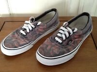 Vans Trainers Pumps UK Size 6 Unisex