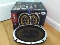 vibe black air 6x9 in car speakers new!