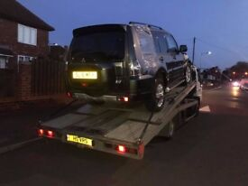 Recovery Truck 7,5 t Auction collect Doncaster