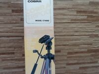 Cobra tripod brand new never been unboxed