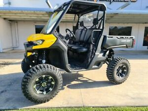 """Canam Defender 6"""" Lift Kit Mount Louisa Townsville City Preview"""