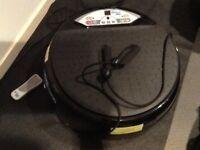 Vibrapower Disc Vibrating exercise plate machine