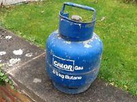Calor gas bottle 4.5kg