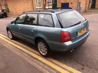 AUDI A4 TDI 1.9 DIESEL SPARE OR REPAIR CLUTCH CYLINDER NEED REPLACE CAR STILL DRIVE VERY ECONOMICAL
