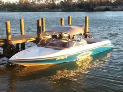 2004 Matrix Sorrento - Hybrid Ski and Wake boat Morgan Mid Murray Preview