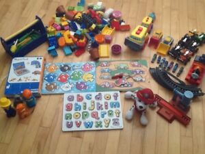 Toys for toddlers Very clean, very good condition