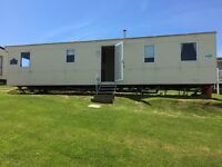 Bargain Holiday home / Static caravan at Devon cliffs