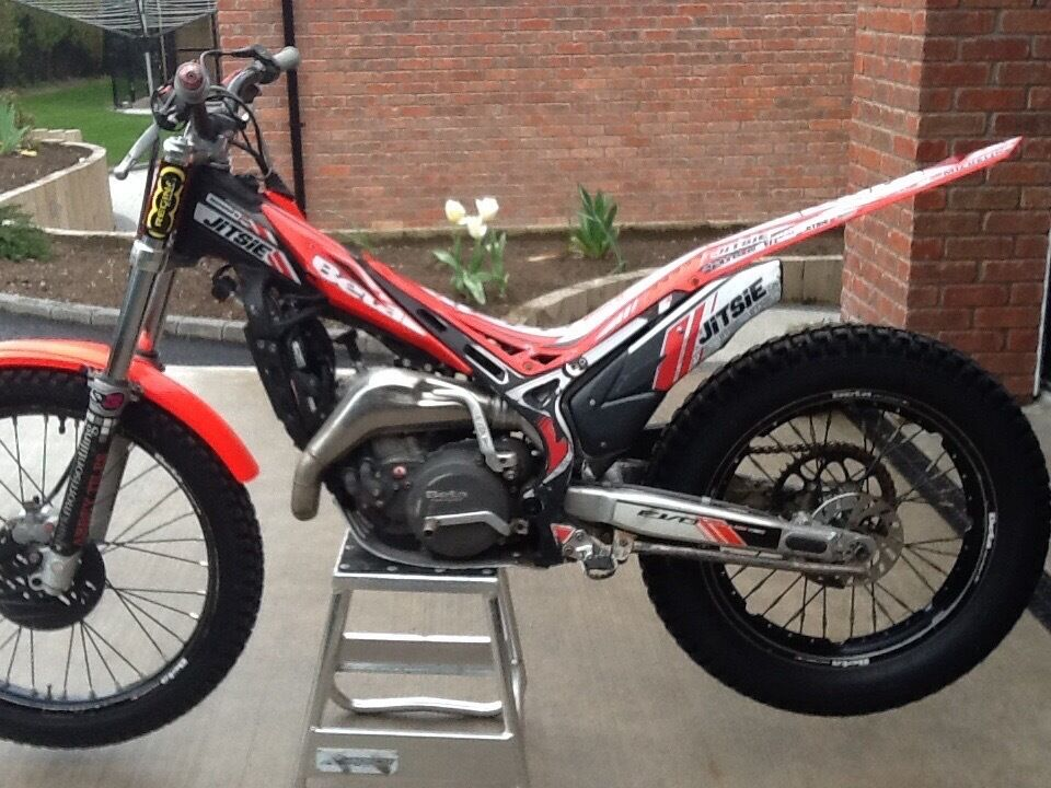 2012 Beta Evo 125 Trial Bike In Newtownards County Down