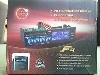 Custom PC Cooler Controller