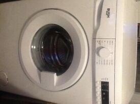 Bush washing machine machine