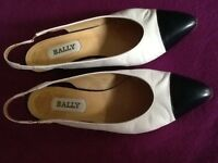 Very Comfortable Bally Shoes - Bargain £25