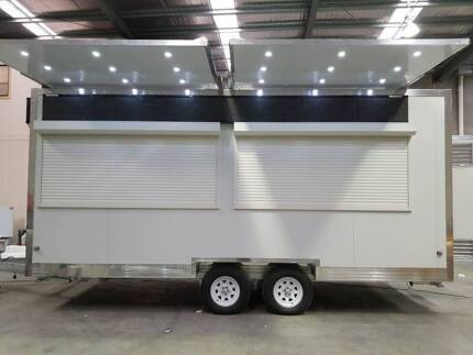 MOBILE FOOD VANS & FOOD TRAILERS Campbellfield Hume Area Preview
