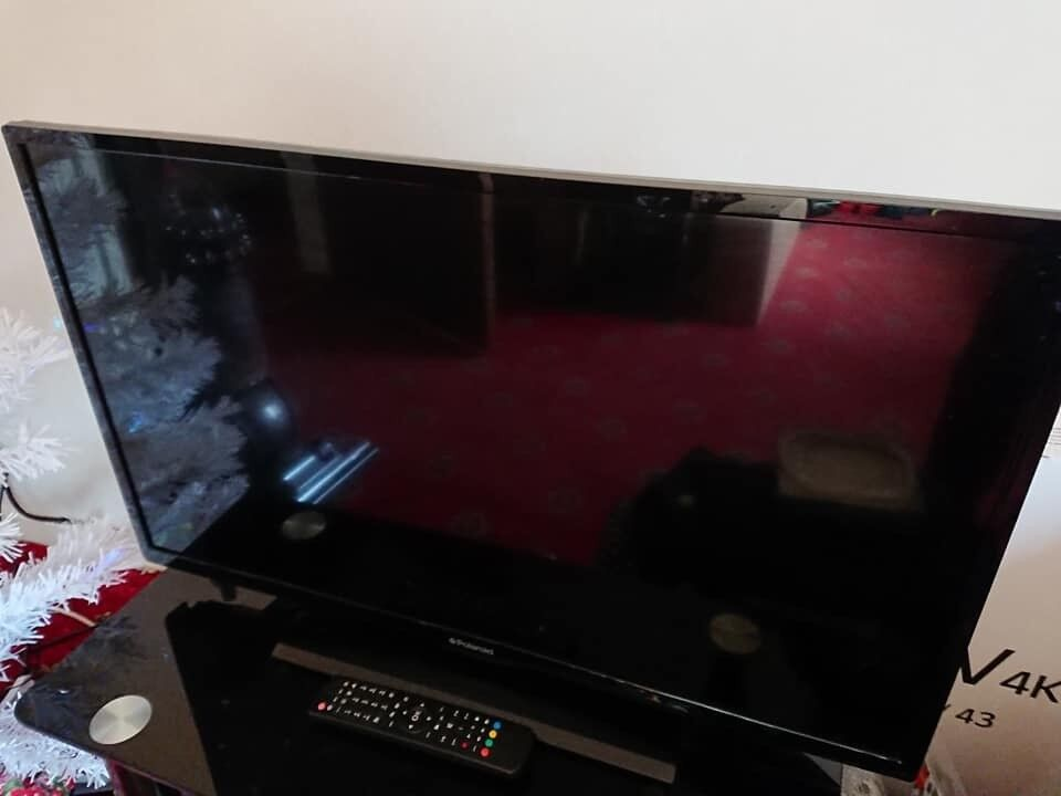 Polaroid 32inch- EXtra slim- FULL HD LED Freeview TV | in