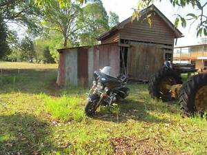 Harley Davidson Touring Bike. FLHT Ninderry Maroochydore Area Preview