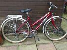 Raleigh pioneer ladies Bike £55
