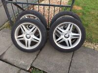 Seat Skoda Volkswagen Audi Alloy Wheels & Tyres