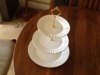 JOBLOT OF 17 X 3 TIER CAKESTANDS