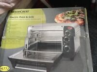 Silver crest oven and grill