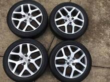 Honda Jazz, Civic City16 inch Alloy Wheels x4 Dural Hornsby Area Preview