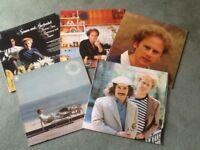 Vinyl LPs - Simon and Garfunkel