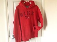NIKE hoodie. Size L. Excellent condition