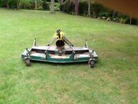 6ft Major finishing mower