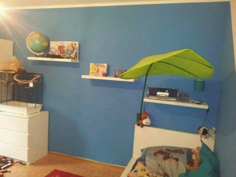 ikea l va betthimmel deko kinderzimmer in schleswig holstein flensburg ebay kleinanzeigen. Black Bedroom Furniture Sets. Home Design Ideas