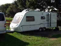 Bessacarr Cameo 550GL 2006 Model 3 Berth Caravan with fitted motor mover
