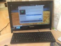 Lenovo Quad core all in one PC, 1Tb mint condition