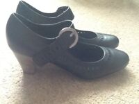 John Lewis court shoes.