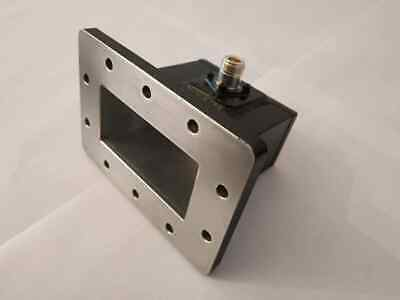 Wr340 Waveguide To N Type Adapter Aluminum 2.2 - 3.3 Ghz New