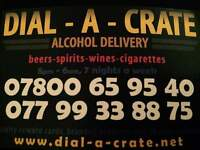 2 x Late Night Alcohol Delivery Drivers & 1 Phone Opperator. Immediate Start.