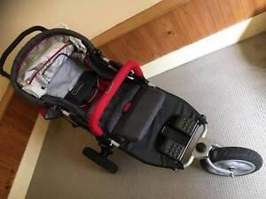 Pram 3 wheeler Babylove Brand Launceston Launceston Area Preview