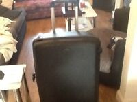 2 x28 hard Samsonite cases