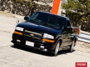 2002 Chevrolet S10 Xtreme, 4.3L Vortec V6, 5-Speed Manual