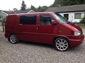 Volkswagen Transporter T4 Day Van