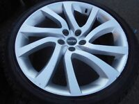 """22"""" LAND ROVER DISCOVERY STYLE 5011 WHEELS / TYRES"""