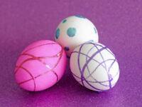 Eggcellent Easter Workshop