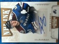 AUTOGRAPHED HOCKEY CARDS, ROOKIE CARDS ETC