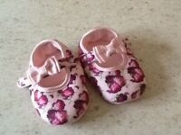Ted Baker Baby Shoes 9-12 months New