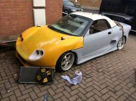 Mg project ..drift rear wheel drive project