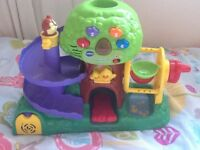 (Reduced) Vtech Discover Activity Tree