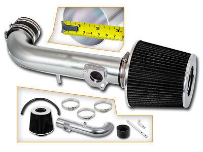 Bcp Black 2000 2001 2002 Corolla 1 8 1 8L Short Ram Air Intake Kit  Filter