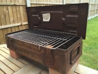 Ultimate BBQ - from 1954 mortar case!