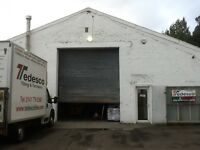 large/small industrial units and hi spec office space and yard for rent kirkintilloch Lenzie area,