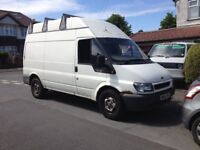 Ford Transit 2006 Medium wheel base High roof 2.4 115 BHP RWD 3.5 tonne