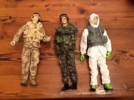 Action Man figures, vehicles and accessories for sale